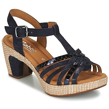 Shoes Women Sandals Gabor MASTIAR Marine