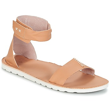 Shoes Women Flip flops Reef REEF VOYAGE HI Beige