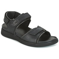 Shoes Men Sandals Romika GOMERA SANDALE 05 Black