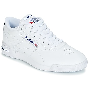Shoes Low top trainers Reebok Classic EXOFIT White