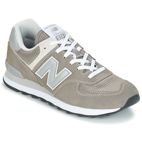 Shoes Men Low top trainers New Balance ML574 Grey
