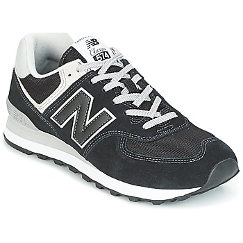 Shoes Men Low top trainers New Balance ML574 Black