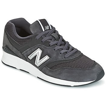 Shoes Women Low top trainers New Balance WL697 Grey