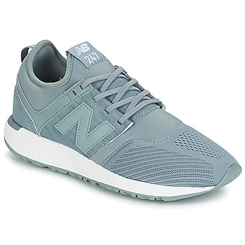 Shoes Women Low top trainers New Balance WRL247 Blue
