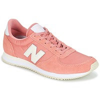 Shoes Women Low top trainers New Balance WL220 Peach