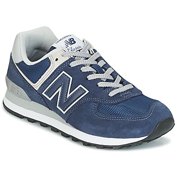 Shoes Women Low top trainers New Balance WL574 Marine