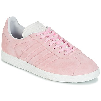 Shoes Women Low top trainers adidas Originals GAZELLE STITCH Pink