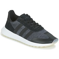 Shoes Women Low top trainers adidas Originals FLB RUNNER W Black