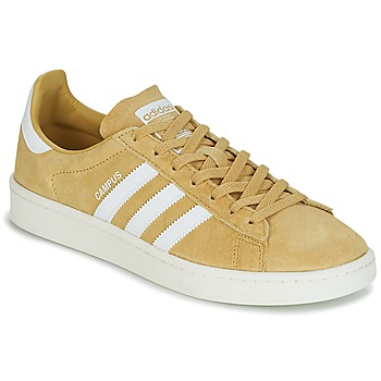 Shoes Low top trainers adidas Originals CAMPUS Yellow
