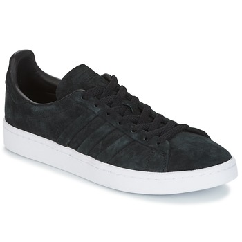 Shoes Low top trainers adidas Originals CAMPUS STITCH AND T Black