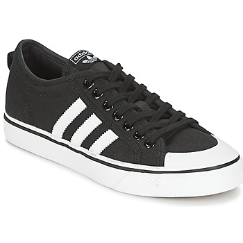 Shoes Men Low top trainers adidas Originals NIZZA Black