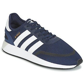 Shoes Low top trainers adidas Originals INIKI RUNNER CLS Marine