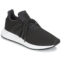 Shoes Low top trainers adidas Originals SWIFT RUN Black