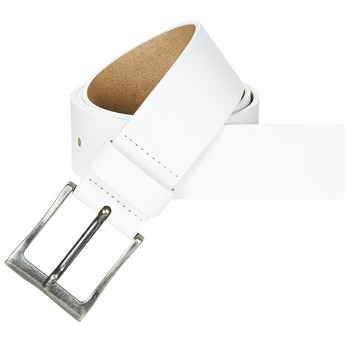 Accessorie Men Belts Replay GATAMI White