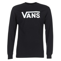 material Men Long sleeved shirts Vans VANS CLASSIC Black