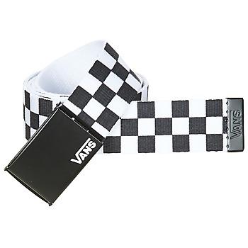 Accessorie Men Belts Vans DEPPSTER II Black / White