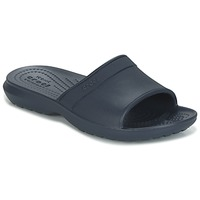 Shoes Children Tap-dancing Crocs CLASSIC SLIDE K Marine