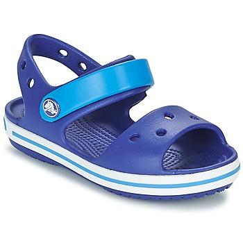 Shoes Boy Sandals Crocs CROCBAND SANDAL KIDS Blue