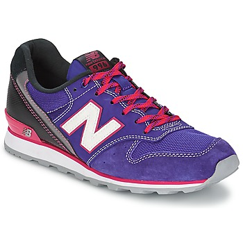 Shoes Women Low top trainers New Balance WR996 Violet