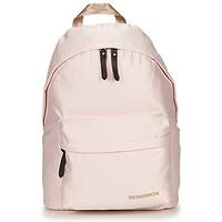 Bags Women Rucksacks Bensimon CITY BACKPACK Pink