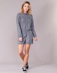 material Women Jumpsuits / Dungarees Deeluxe WEAVY Grey