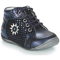 Shoes Girl Mid boots GBB RESTITUDE Blue