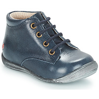Shoes Girl Mid boots GBB NAOMI Blue