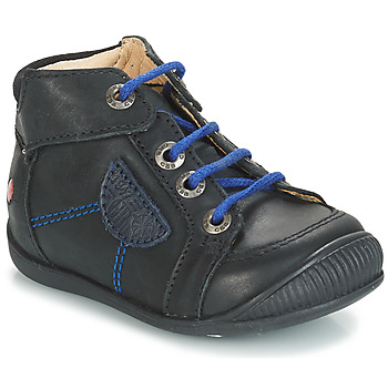 Shoes Boy Mid boots GBB RACINE Vts / Black