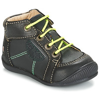 Shoes Boy Mid boots GBB RACINE Gray black