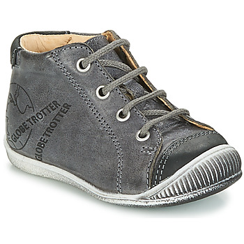 Shoes Boy Mid boots GBB NOE Vte / Grey