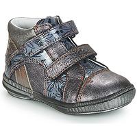 Shoes Girl Mid boots GBB ROXANE Girs / Blue