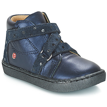 Shoes Girl Mid boots GBB RAYMONDE Blue