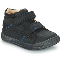Shoes Boy High top trainers GBB ROBERT Black