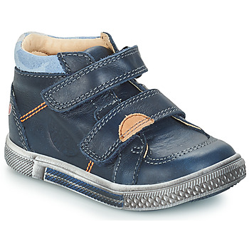 Shoes Boy Mid boots GBB ROBERT Vtc / Blue