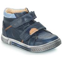Shoes Boy Mid boots GBB ROBERT Vtc / Blue