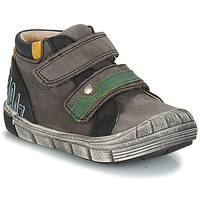 Shoes Boy Mid boots GBB REMI Grey