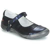 Shoes Girl Ballerinas GBB RIKA Blue
