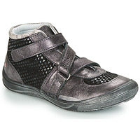 Shoes Girl Mid boots GBB RIQUETTE Vte / Grey