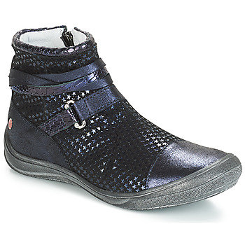 Shoes Girl Mid boots GBB ROCHELLE Blue