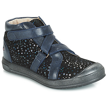 Shoes Girl High top trainers GBB NADEGE Blue