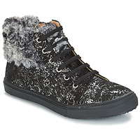 Shoes Girl High top trainers GBB ROBERTA Black
