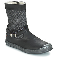 Shoes Girl Boots GBB ROLANDE Vts / Black