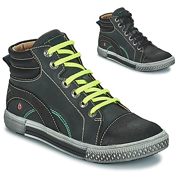 Shoes Boy Mid boots GBB RALPH Gray black