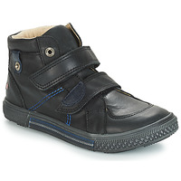 Shoes Boy High top trainers GBB RANDALL Black
