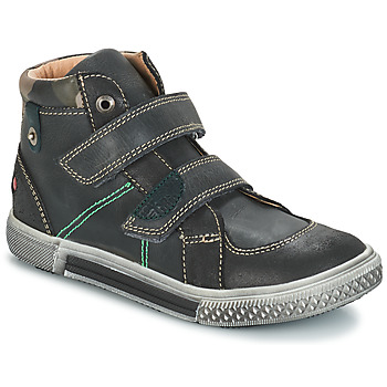 Shoes Boy High top trainers GBB RANDALL Grey