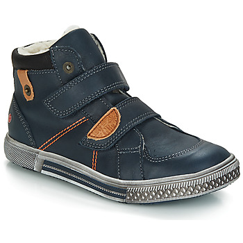 Shoes Boy Mid boots GBB RANDALL Blue
