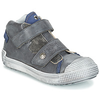 Shoes Boy High top trainers GBB ROMULUS Grey / Blue