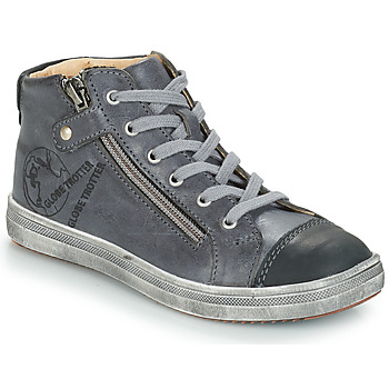 Shoes Boy Mid boots GBB NICO Vte / Grey