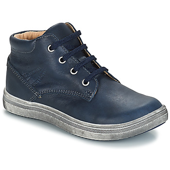 Shoes Boy Boots GBB NINO Vte / Marine