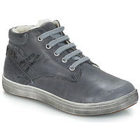 Shoes Boy Boots GBB NINO Vte / Grey